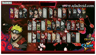 Naruto Senki Blood Moon V15 The Last Version)
