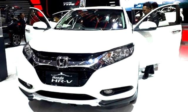 Semakin Canggih Honda HR-V Sepecial Edition