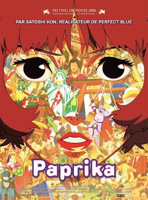 Paprika, anime