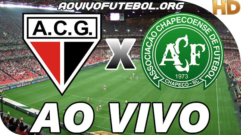 Assistir Atlético Goianiense x Chapecoense Ao Vivo Online Grátis