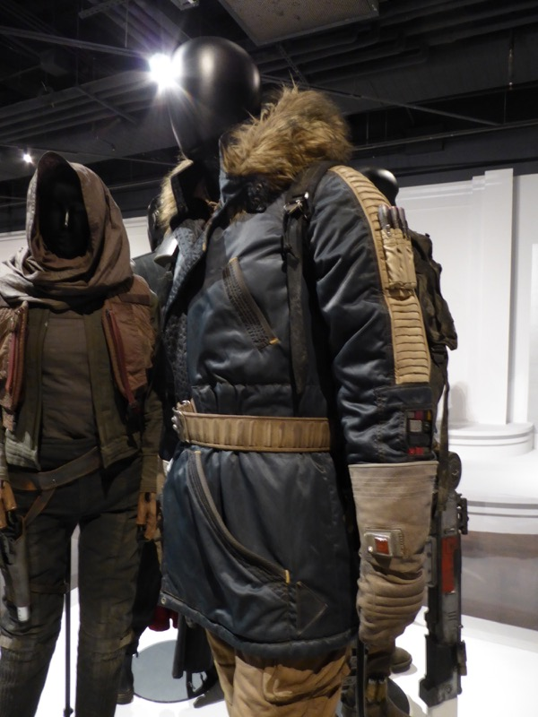 Cassian Andor Rogue One film costume
