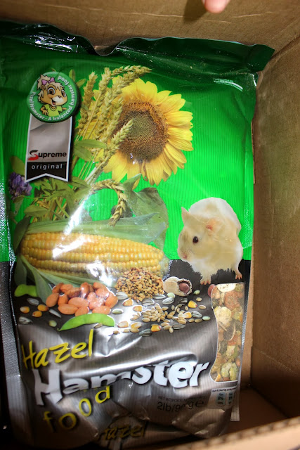Hazel Hamster Supreme Review