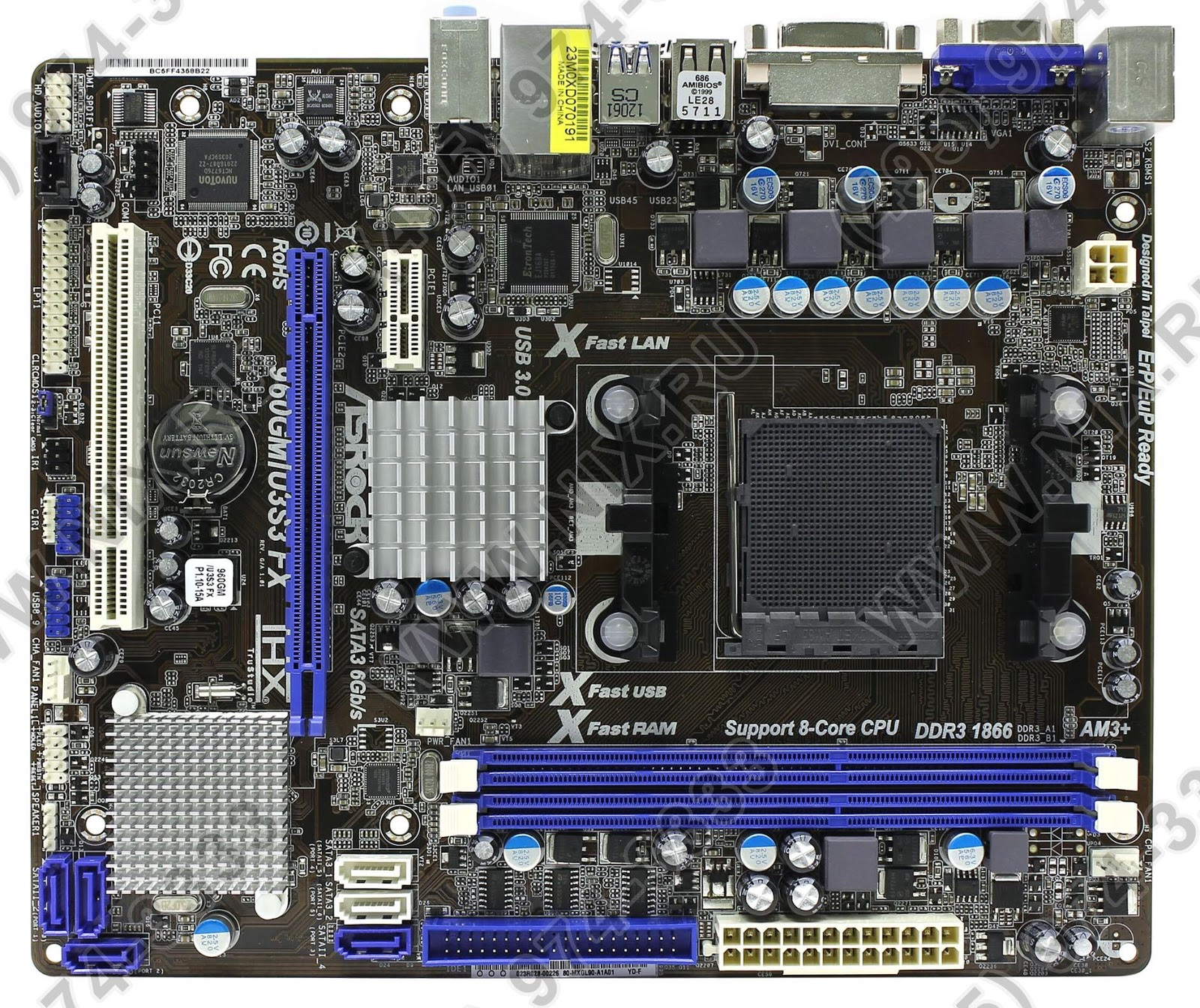 ASRock 970A-G/3.1 Etron USB 3.0 Driver Windows XP