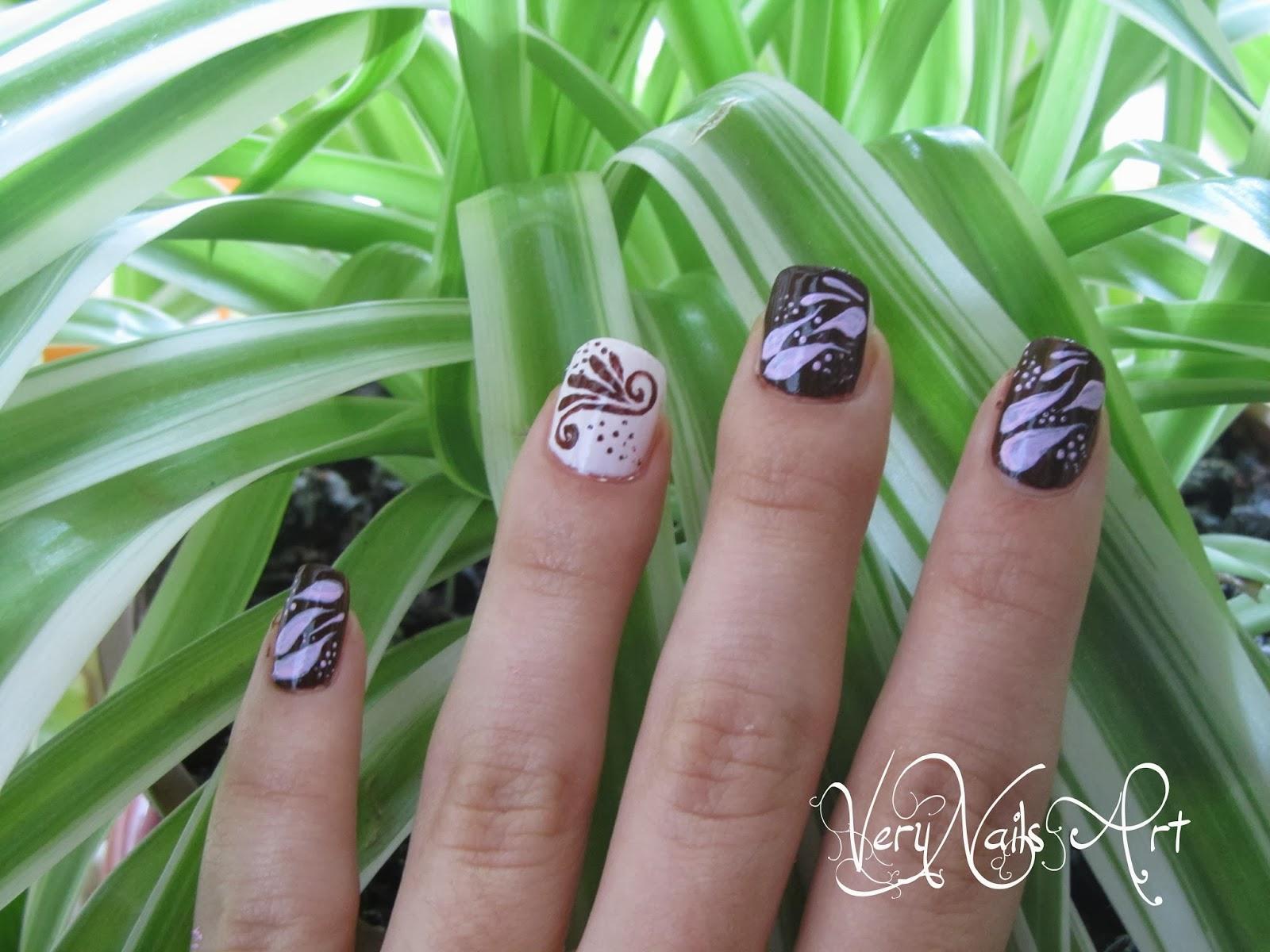 Uñas para otoño | VeryNailsArt | Blog de uñas decoradas, nail art ...