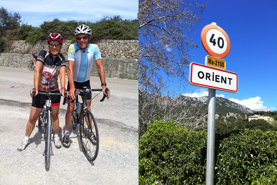 Ynas Reise Blog | The Happy Camper | Mallorca | Orient | Cycling