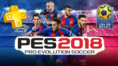 New PES 2018 PSP PPSSPP ISO for Android APK Free Download