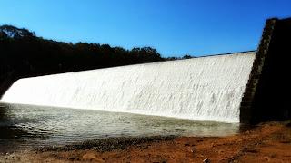 Barragem Salto do Rio Caveiras, Lages