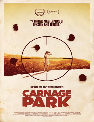 Ver Carnage Park (2016) Online