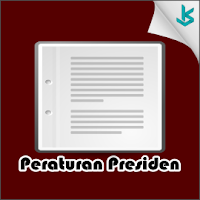 Peraturan Presiden Nomor 153 Tahun 2014