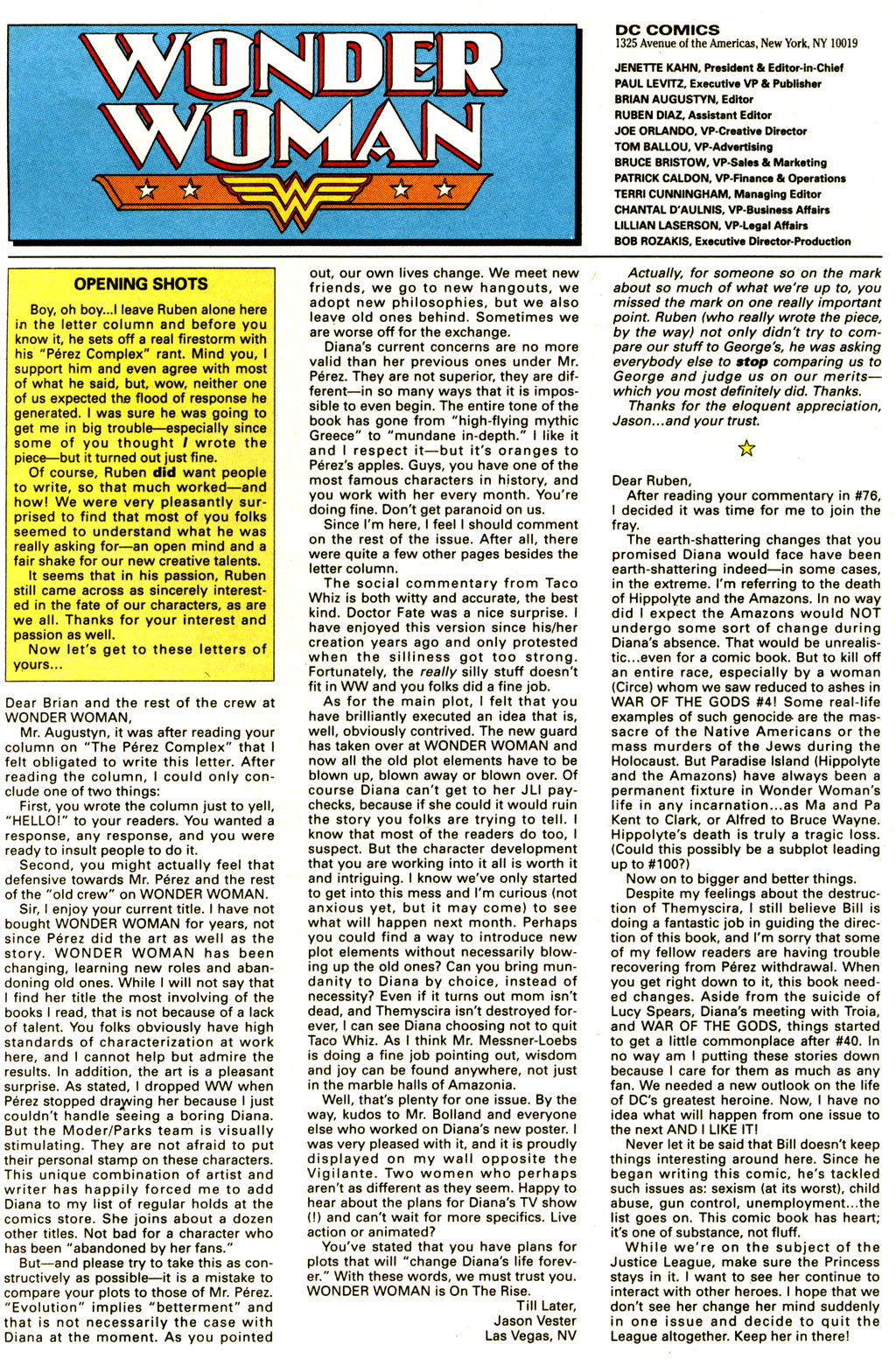 Read online Wonder Woman (1987) comic -  Issue #79 - 25