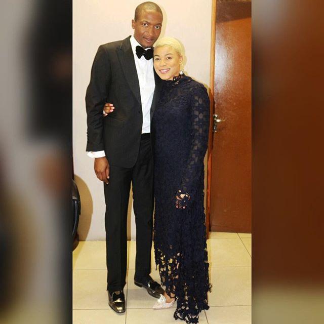 Zimbabwean pastor, Prophet Uebert Angel holds wife's butts ...  Zimbabwean past...