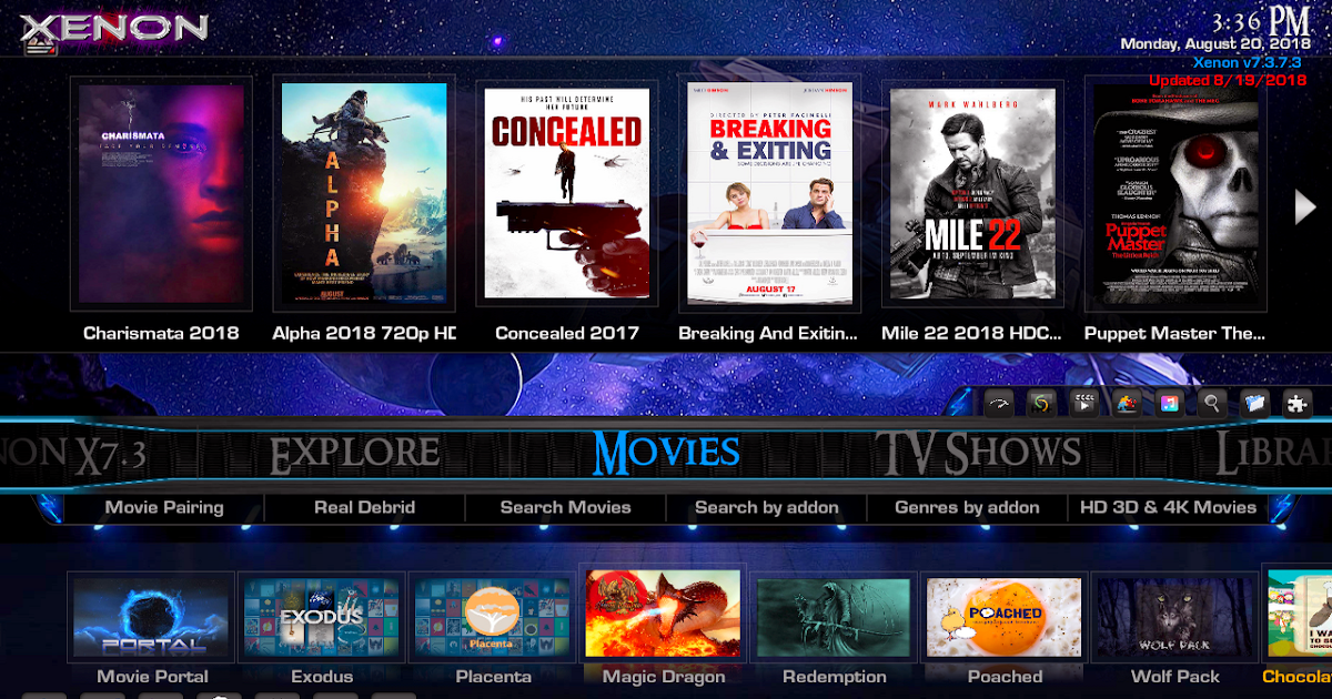 DIGGZ XENON BUILD FOR KODI 17 6 BEST NEW AND FAST KODI BUILDS AND