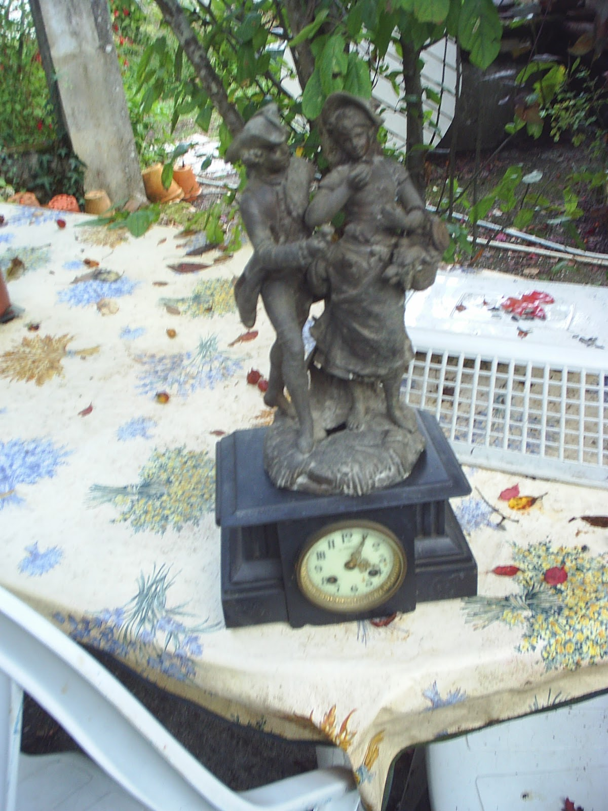 NEUF portes du paradis Memorial Clignotante Lumière rose fleur plaque tombe hommages