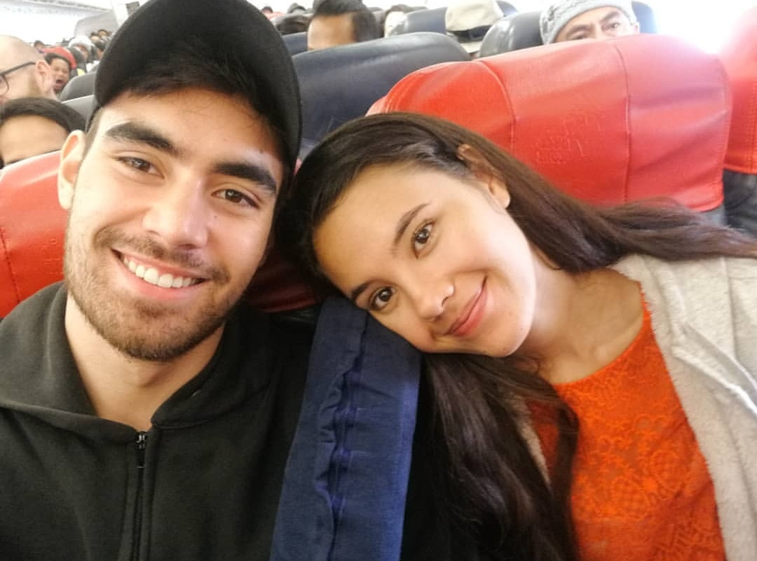 "Clint Bondad calls Catriona Gray the ""perfect girlfriend"""