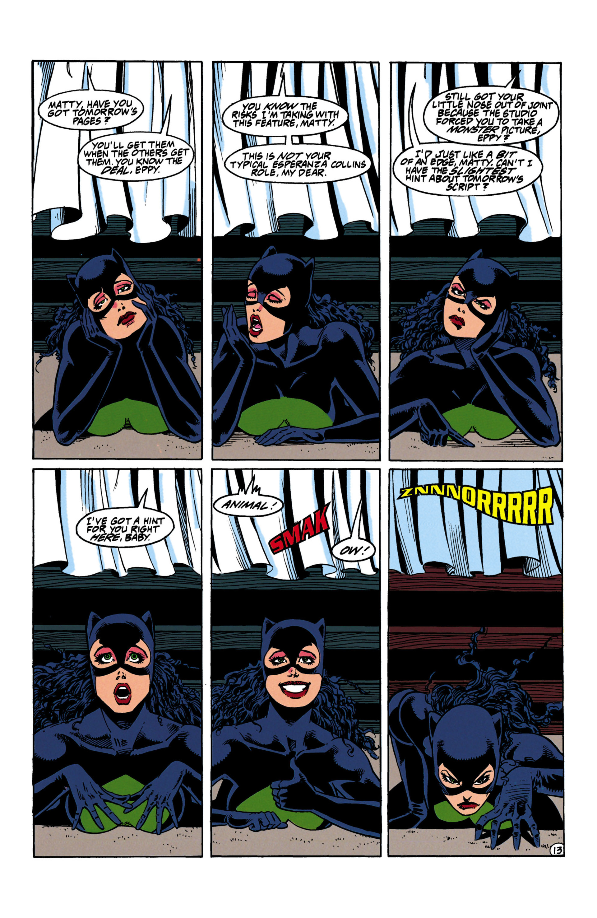 Catwoman (1993) Issue #20 #25 - English 13