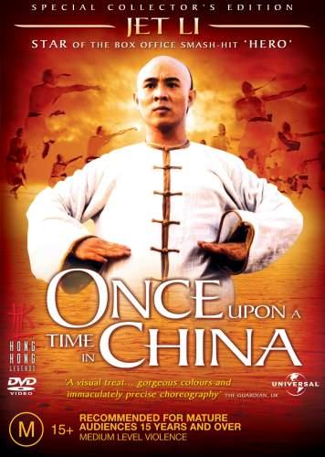 Xem Phim Hoàng Phi Hồng 1 1991