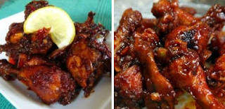 Sweet Spicy Chicken Recipe