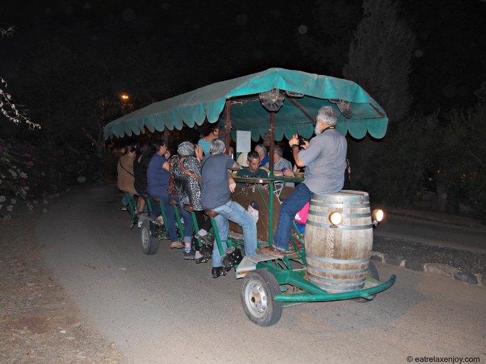 Valley of Springs Israel Full Moon Festival