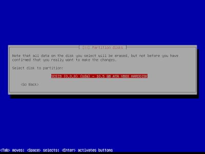Cara Instal linux Debian 2017
