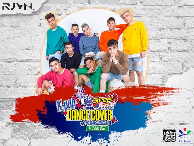 K-POP Dance Cover Competition by Klang Parade