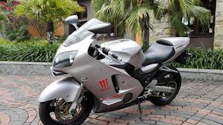 DIJUAL MOGE SPORT BEKAS : Kawasaki ZX1200RR Tahun 2006 - SIDOARJO