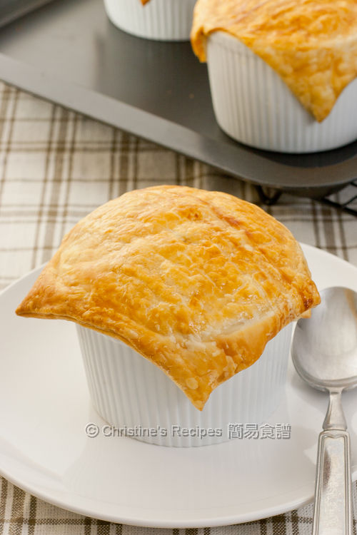 魚蝦酥皮批 Fish and Prawn Pies01