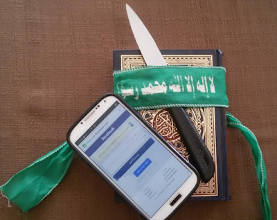 Twitter  fecha contas do Hamas
