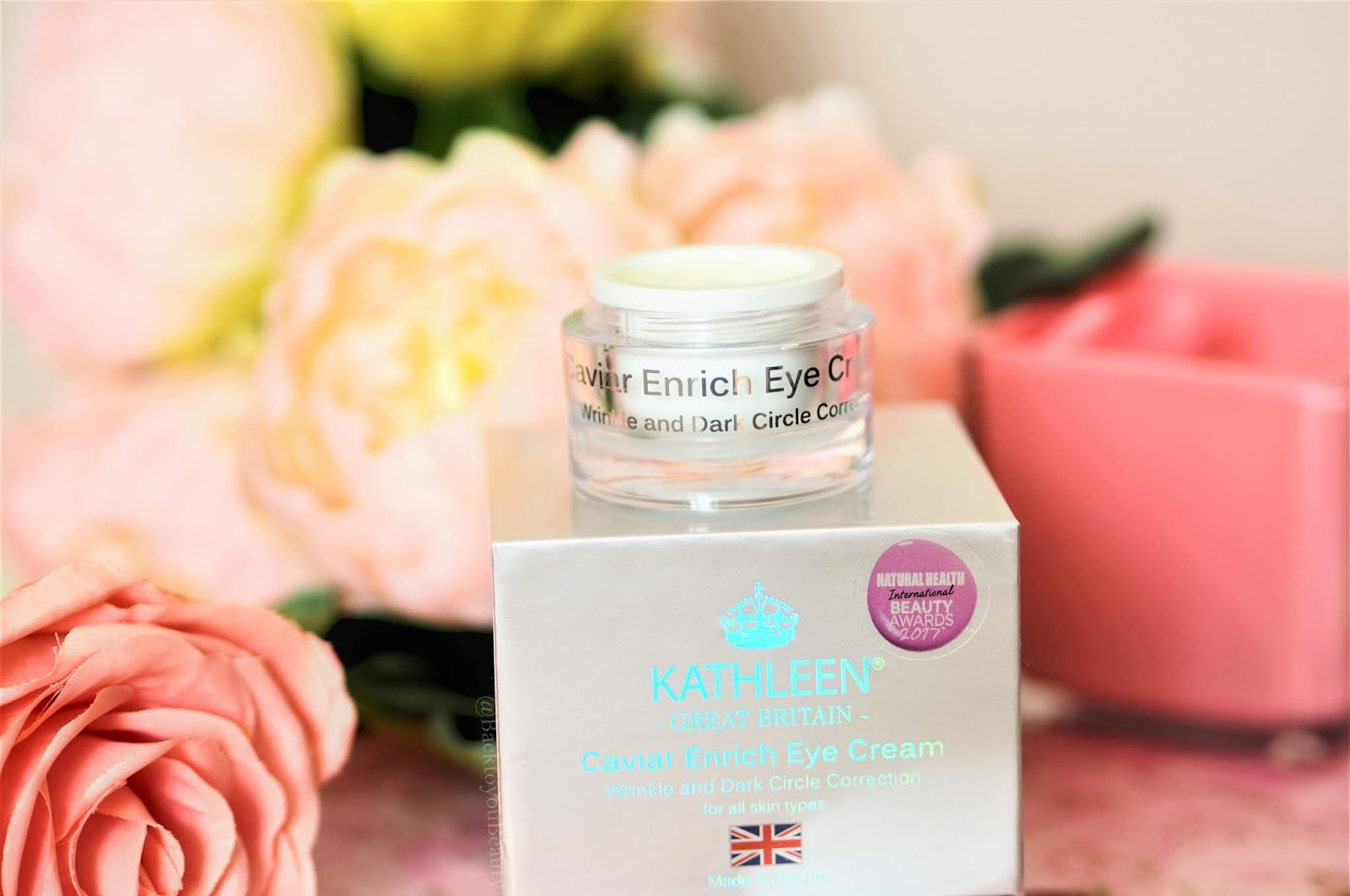 Kathleen Caviar Eye Cream