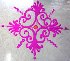 Easy Rangoli Designs For Kids