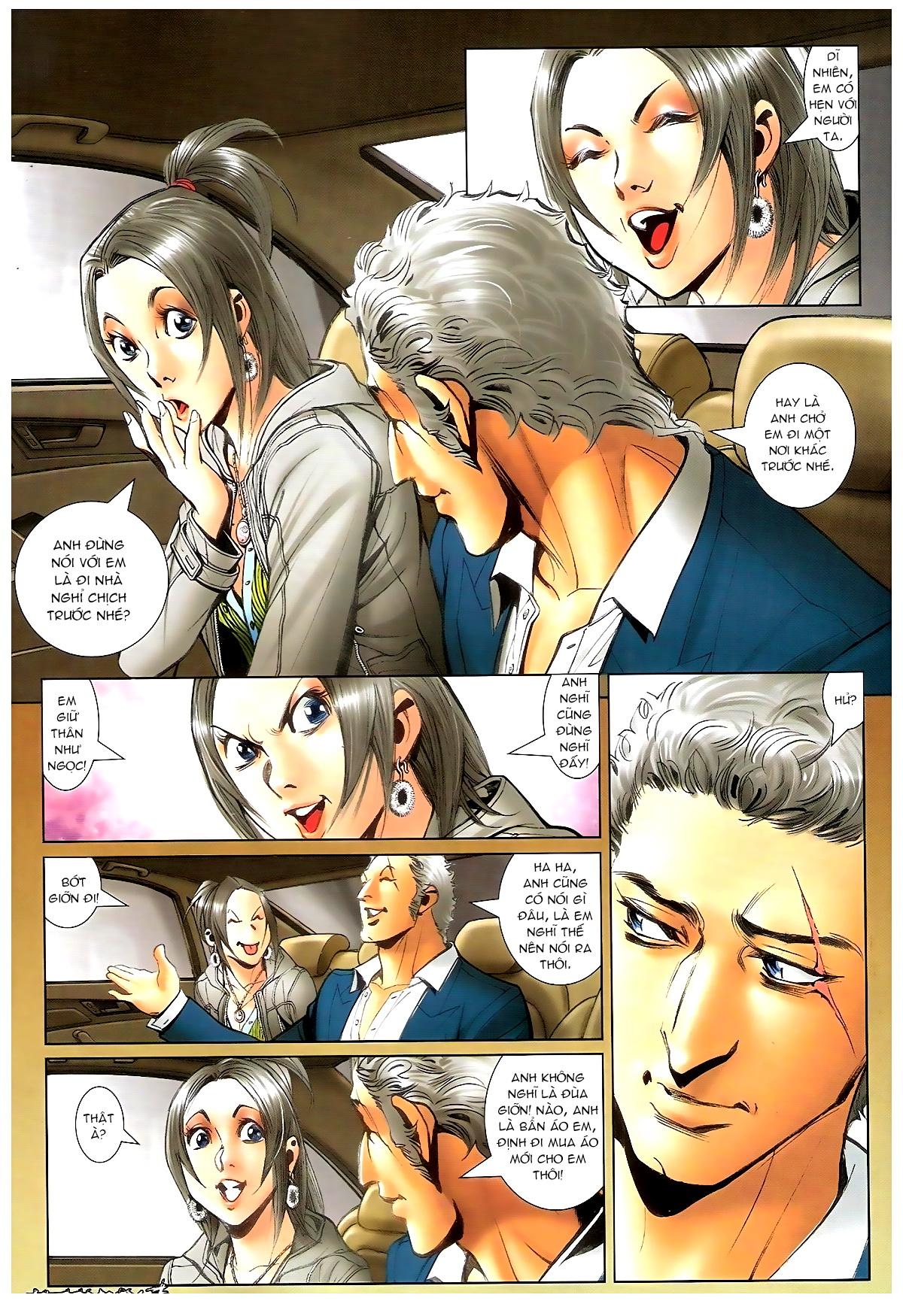 Người Trong Giang Hồ - Chapter 1369: Mê trai gặp Sở Khanh - Pic 6