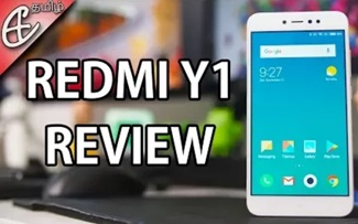 Xiaomi Redmi Y1 Review – Budget Selfie Expert? | Tamil