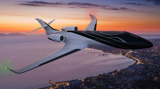 10 most expensive private jets (21 photos)