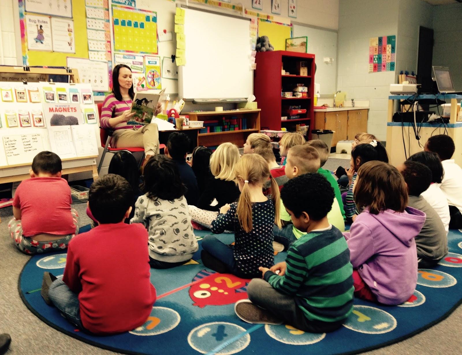 Kindergarten Classroom: Kindergarten Is Crazy (Fun): My NEW Kindergarten Classroom