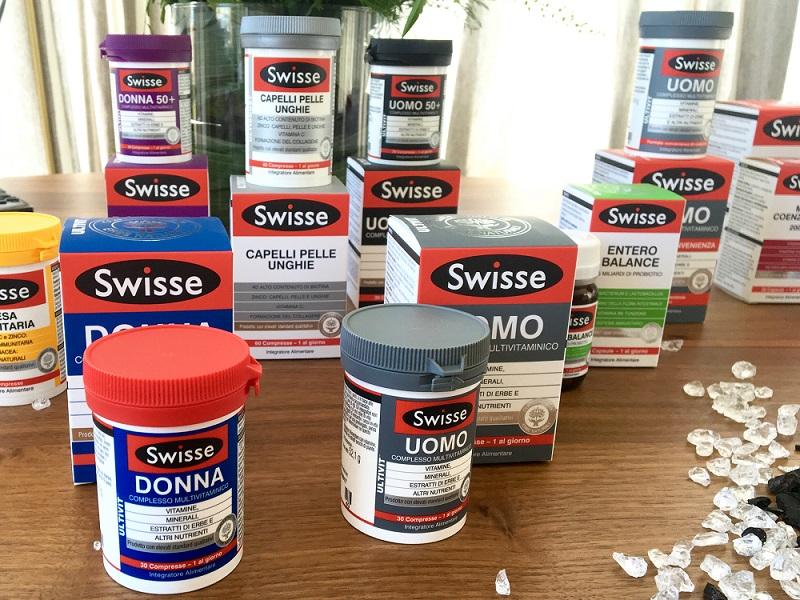 Provato per voi: integratori alimentari Swisse