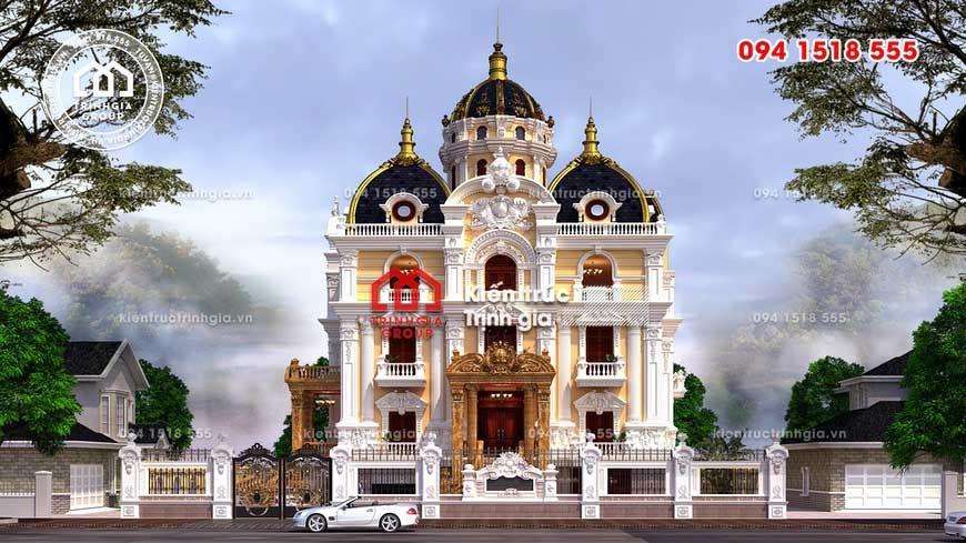 Những hình ảnh lâu đài đẹp bậc nhất ở Việt Nam về đêm - Ảnh 3