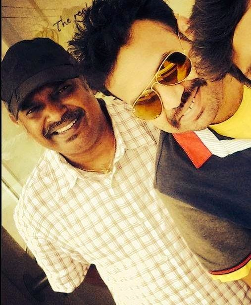 Masss-New-Shooting-Spot-Images-Premgi-With-Venkat-Prabhu