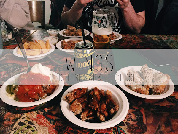 Wings, Old Fishmarket Close