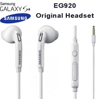 ORIGINAL HEADSET Samsung product Type EO-EG920BW,White, S6 / S6 Edge £3.12