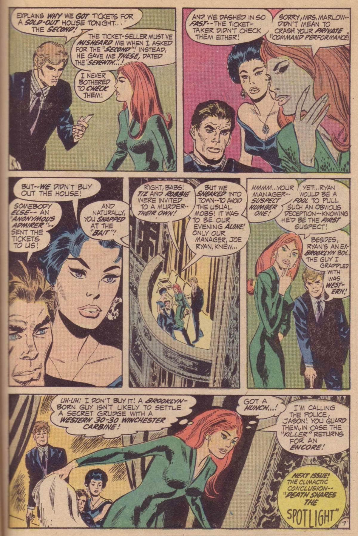 Detective Comics (1937) 414 Page 28