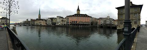 Βόλτα στη Ζυρίχη- Photo Diary