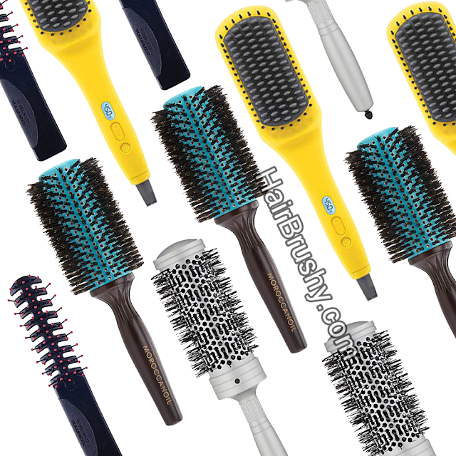 Which are the best brushes for long fine hair