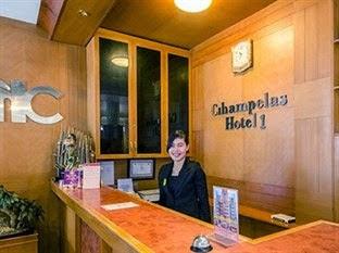 Bermalam di Hotel Murah Cihampelas, Kota Bandung