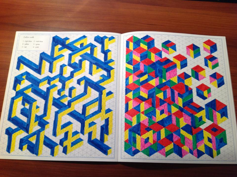 color by number book | Coloring Pages