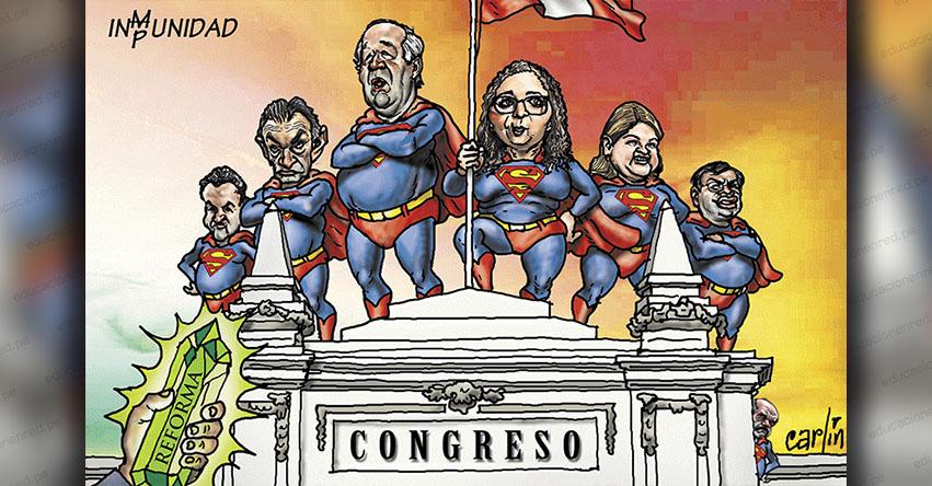 Carlincaturas Viernes 24 Mayo 2019 - La República