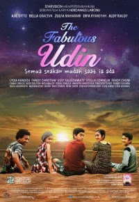Download Film Indonesia The Fabulous Udin (2016) WEBDL
