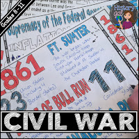 https://www.teacherspayteachers.com/Product/Civil-War-Doodle-Notes-2765014
