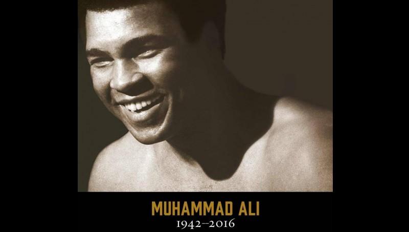 Petinju legendaris dunia Muhammad Ali