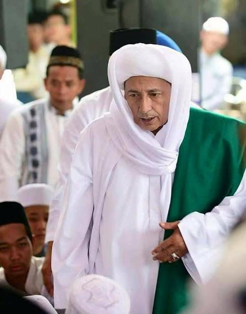 Habib Luthfi bin Yahya: Indonesia Tidak Konflik Sepeti Timur Tengah Karena ada NU