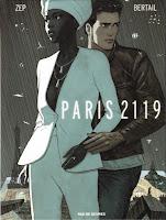 BD Paris 2119 de Zep et Dominique Bertail