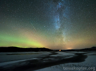 Orionid meteor yağmuru başlıyor!